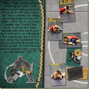 heidi2010 Tyler Wrestling match Fillmore 2