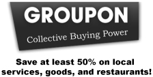 Groupon - Save up to 90%