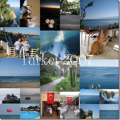 Collage Türkei 2007