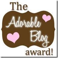 Adorable Award