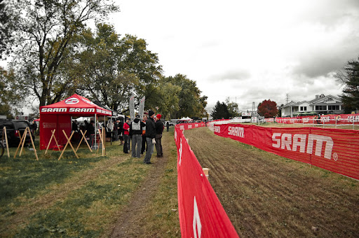 The Long Stretch before the barriers