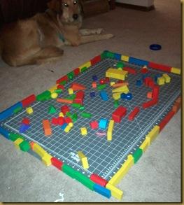 hex bug maze