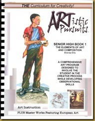 ARTistic pursuits cover