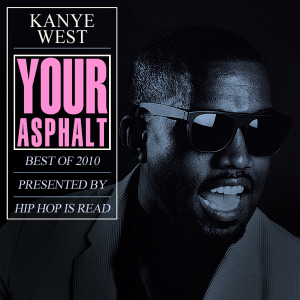 Kanye is an asshole sorry, that