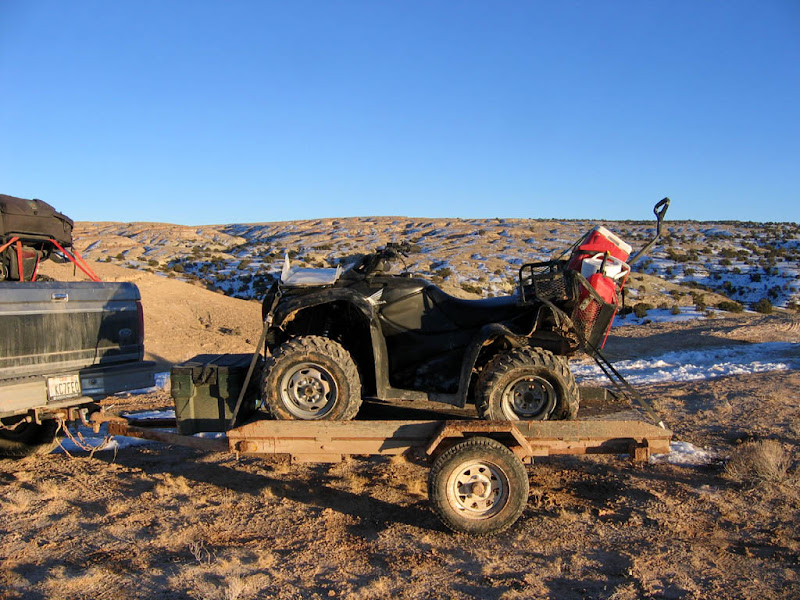Trip Report I Rolled My Atv And Totaled It