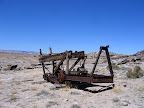 Mining/drilling equipment near Red Wash