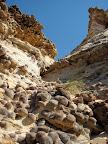Concretions in the Navajo Sandstone