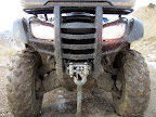 Muddy 4-wheeler
