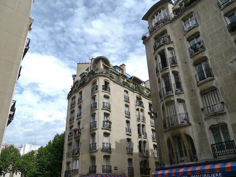 Paris: Jardins - Facades P1000652