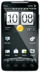 HTC Evo Shift 4G-1 fedoce