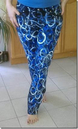 Proenza Schouler x J Brand Jeans DIY