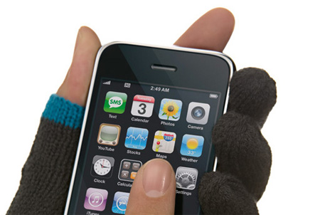Etre Touchy Winter Gloves for your iPhone