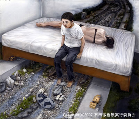 Incredible Paintings by Tetsuya Ishida 12