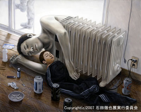 Incredible Paintings by Tetsuya Ishida 18