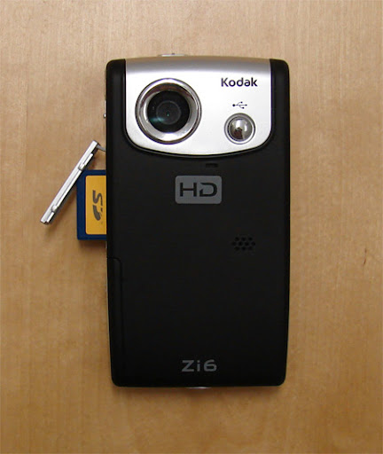 Kodak Zi6 Pocket Video Camera Review 4