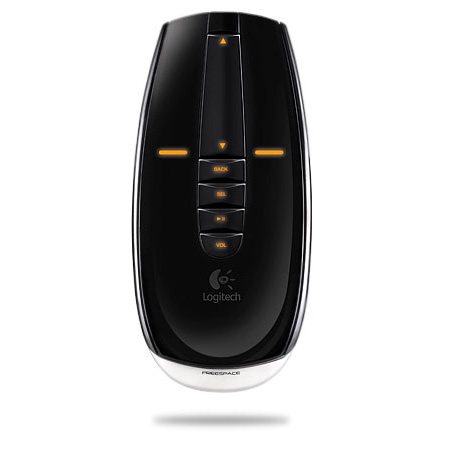 MX Air - Rechargeable Cordless Air Mouse 3