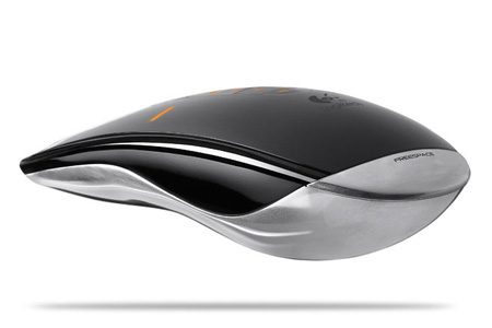 MX Air - Rechargeable Cordless Air Mouse 4