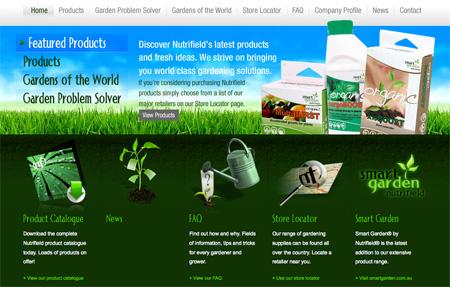 Green CSS Designs 05