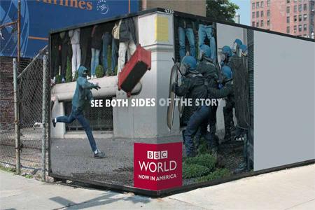BBC World Advertisement