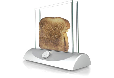 Transparent Toaster