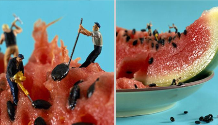 Food Art with Little People 2