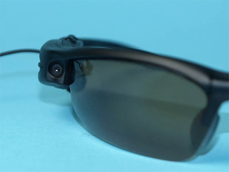 Aigo Sunglasses with Digital Camera 3