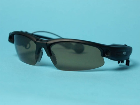 Aigo Sunglasses with Digital Camera