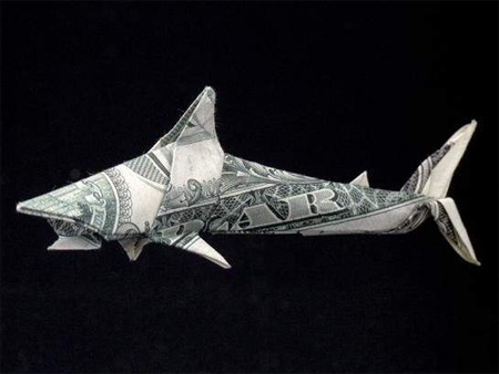 Creative Dollar Bill Origami 3