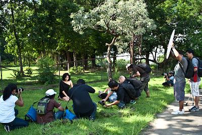 funshoot at the nayong pilipino