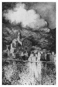 Cadaques (Salvador Dali 1917-18)