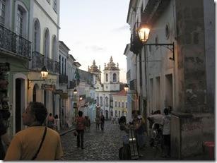 Pellourinho street