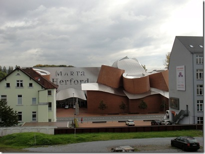 gehry museum