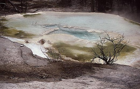 Yellowstone's Hot Springs 02