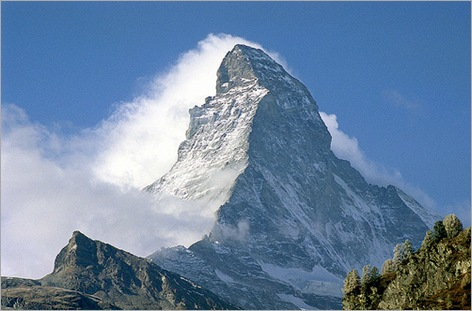 Saint Matterhorn, Zermatt, Switzerland