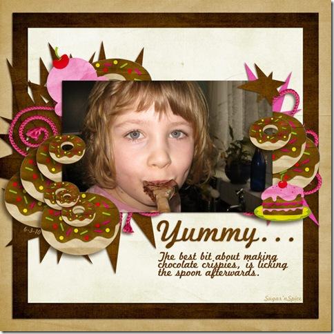 SnS-Yummy