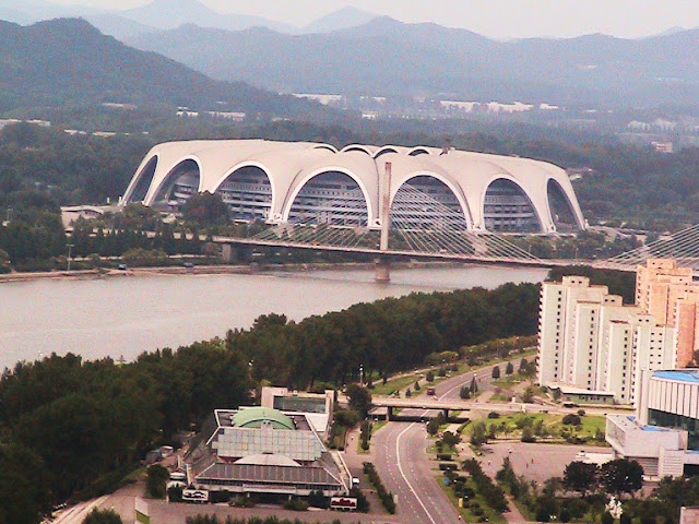 Fotos de las Crónicas de Un Viaje a Corea Estadio%20Primero%20de%20Mayo