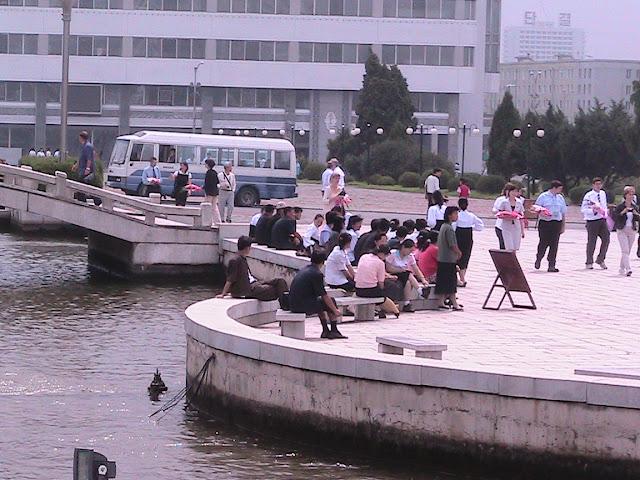 Fotos de las Crónicas de Un Viaje a Corea Plaza