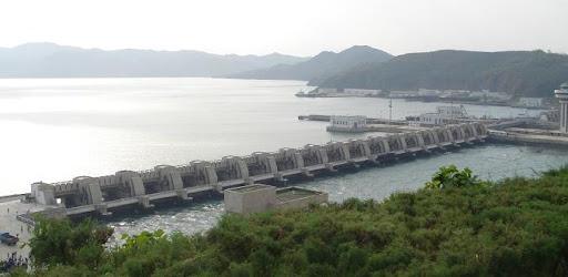 Fotos de las Crónicas de Un Viaje a Corea Esclusa%20Nampo