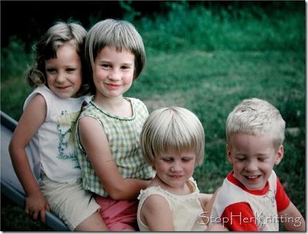 Kids at at Three Oaks