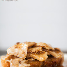 Hot Turkey Sandwich