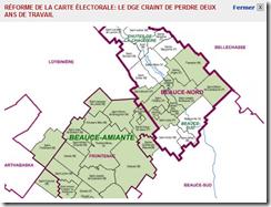 Réforme de la carte électorale
