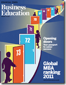 Global MBA ranking 2011