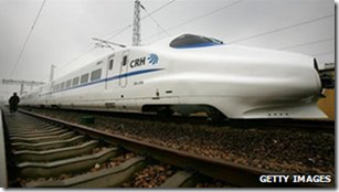 Chinese -Speed trains