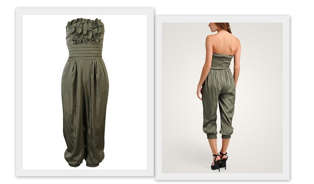 Strapless Ruffles Jumpsuit_collage2