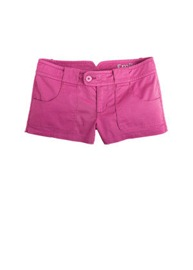 emily sateen short delias