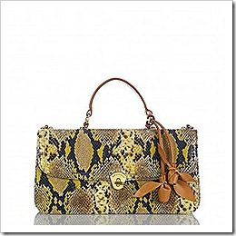 brahmin amata rose flap bag