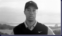 tiger new nike commercial father talking