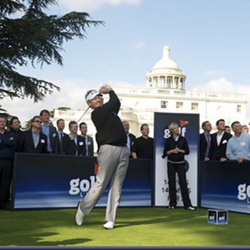 Monty, Casey, Poults, Goosen Up Close at Golf LIVE