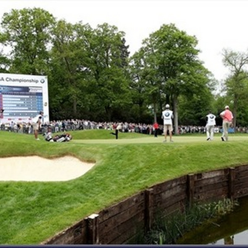 BMW PGA Championship 2010 Second Round Highlights- European Tour Golf