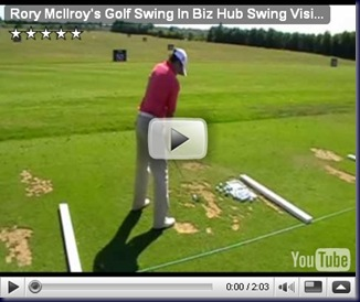 rory mcilroy swing vision